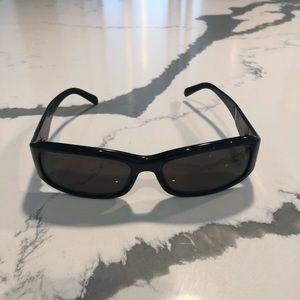 Black Prada Unisex Sunglasses